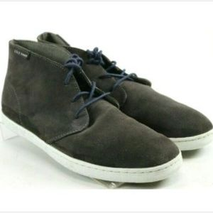 Cole Haan Shoes - Cole Haan Men's Chukka Boots Size 7.5 Suede Gray